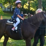 Learning to Ride Ponies in Ridgewood