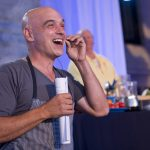 Chefs Michael Symon and Bobby Flay are here to entertain you