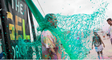 Color Me Runs Splash