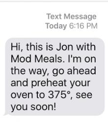 jonathon Mod Meal