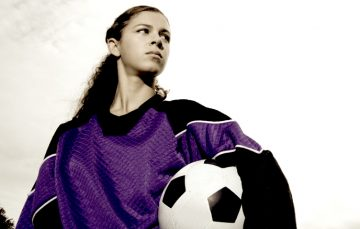 Soccer kid athlete sports