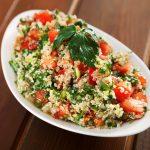 Quinoa Tabbouleh Salad/Kosher