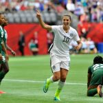 Carli Lloyd appearance at Fishawack Festival