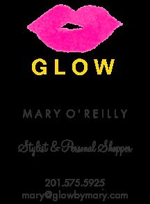 Glow Mary O'reilly