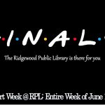 Sick of Studying for Finals? Study Break at the Ridgewood Public Library