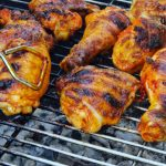 Summer BBQ'd Chicken