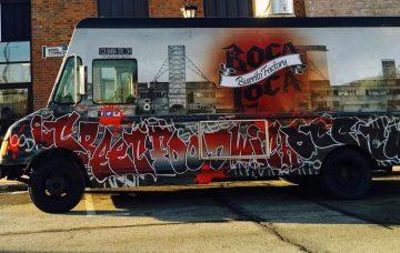 boca loca food truck van aken