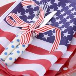 July 4th Table Setting Ideas