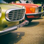 100 of Cars on Display for Dear Old Dad