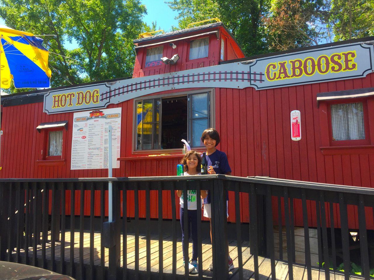 Caboose Restaurantt