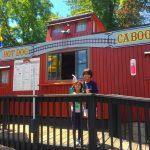 The Hotdog Caboose