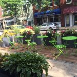 Check Out Summit's First Parklet!