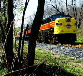 Cleveland train