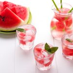 Watermelon Lemonade (spiked or not)