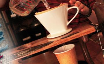 Ahren Coffee Westfield