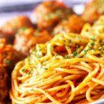 It's One Big Spaghetti Block Party