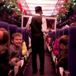 Climb aboard The Polar Express Train Ride