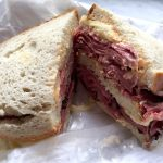 The Best Corned Beef Sandwich in Town