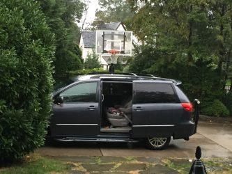 minivan heather