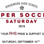 SUPPORT SOCCER in Ridgewood This Saturday