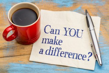 make a difference volunteer
