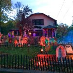 Check Out This Fun Halloween House in Ridgewood