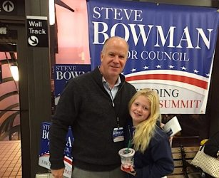 Steve Bowman