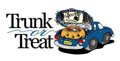 trunk treat halloween