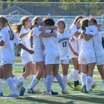Ridgewood Women's Soccer Team Makes it to the County Finals
