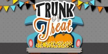 halloween trunk treat