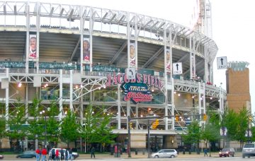 Jacobs field Cleveland Indians