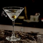 (Low-Cal) Dirty Martini