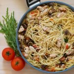 One Pot Pasta With Protein