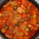 Savory Sausage Stew