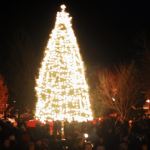 Rockville Centre's Annual Tree Lighting
