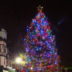 Ridgewood's Annual Tree Lighting Celebration