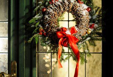 holiday christmas decorations
