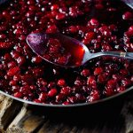 Thanksgiving Cranberries with Cherries & Cloves