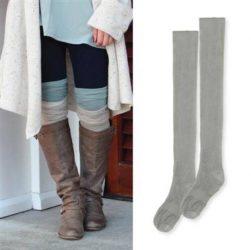 Comfy Cozy Boot Socks.