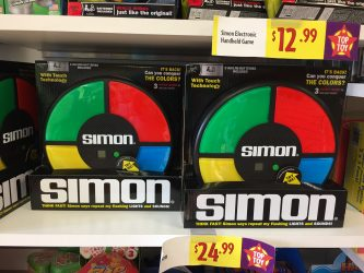 learning express toys simon