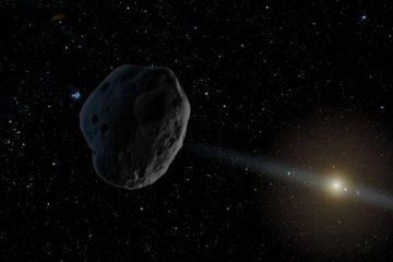 nasa-space-telescope-spies-a-comet-possibly-two