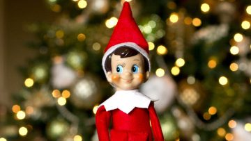 elf shelf: