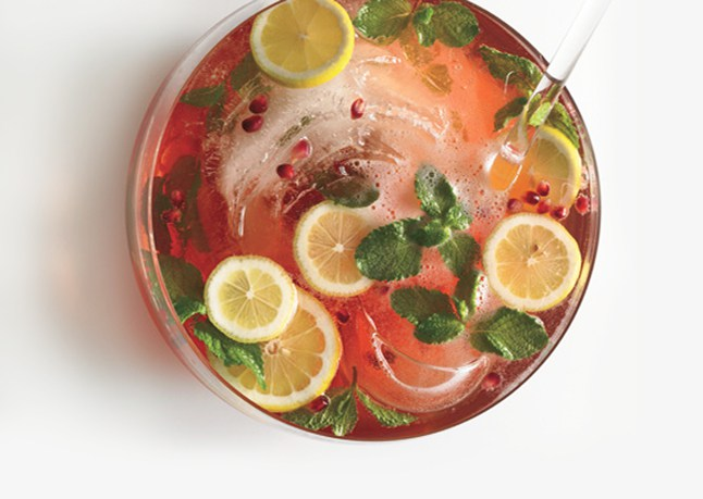 champagne punch
