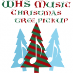 Westfield High School Christmas Tree Pick-Up Fundraiser!