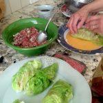 Nana's Stuffed Cabbages (Toltott Kaposzta)