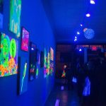 Cleveland is Aglow: Fifth Annual DayGlo Show in Tremont