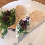 Beet Salad Wrap