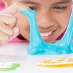 borax, slime, science experiment