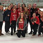 2017 Ohio High School Team Figure Skating Competition