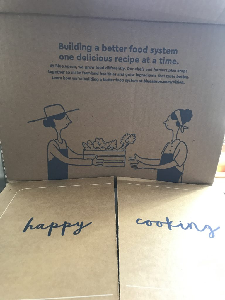 Blue apron gmo -  Blue Apron Has Partnered With Over 150 Farmers To Provide The Freshest Premium Quality Sustainable Non Gmo Products And By Cutting Out The Middle Man